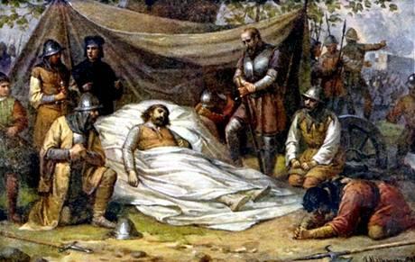 Smrt Jana Žižky z Trocnova