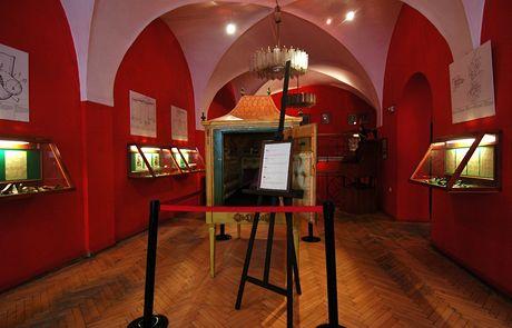 Muzeum sexu v Praze. Přenosný šmajchlkabinet