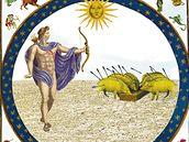 Znamen� zv�rokruhu - St�elec