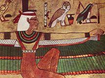 Egyptská bohyně Eset (Isis)