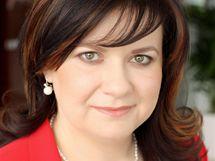 Marcela Hrd�, �editelka skupiny Barrandov