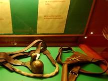 Muzeum sexu v Praze. Obrana před hříchem chtíče, antimasturbační pásy