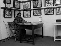 Na závěr prohlídky každý návštěvník zaplatí padesát rupií a s velkou ctí se zapíše do návštěvní knihy