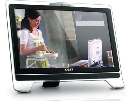 MSI Wind all-in-one