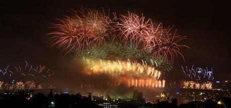 Oslavy Nového roku v Sydney (31. prosince 209)