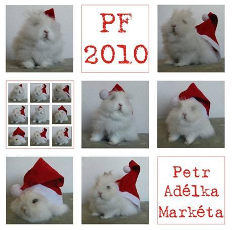 PF - Petr, Adélka a Markétka