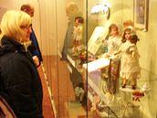 Vánoce s hračkami našich dědečků a babiček na zámku ve Vranově nad Dyjí
