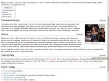 Návod k editaci hesla na Wikipedii