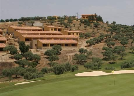 Le Madonie Golf Club - apartmány.