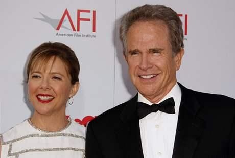 Warren Beatty a Annette Beningová