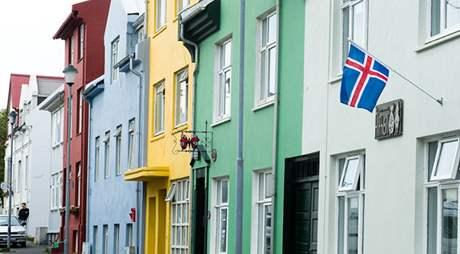 Island, Reykjavík. Ilustrační foto.