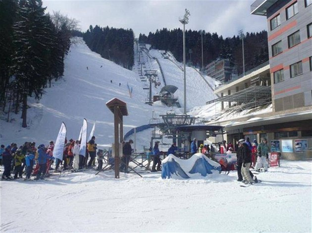 Areál Ski Je�t�d