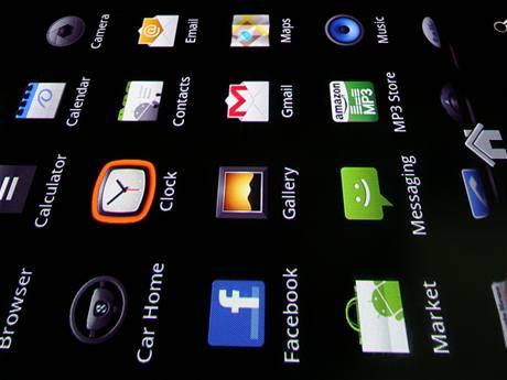 Google Android (ilustrační foto)