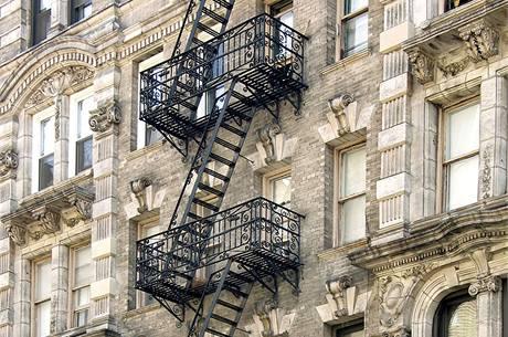 Architektura newyorského Harlemu.