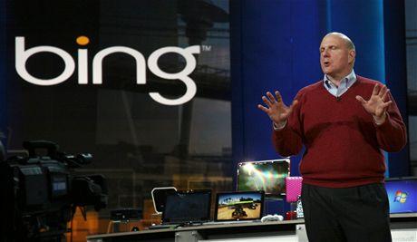 CES 2010 - Steve Ballmer má Bing velmi rád