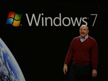Windows 7, operační systém Steva Ballmera