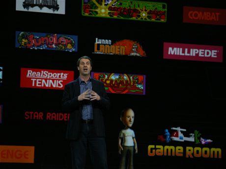 CES 2010 - Microsoft letos otevře Game Room. V něm si budete moci online zahrát staré osvědčené hry z herních automatů.