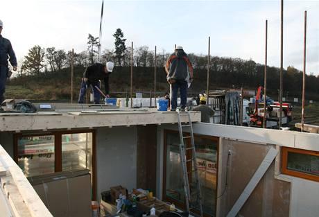 Souhra zaměstnaců stavební firmy klapala na minuty