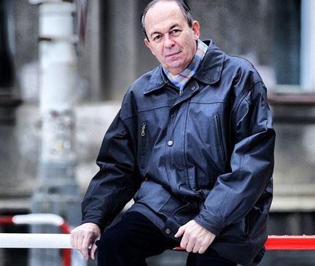 Svou práci jsem dělal rád, říká odcházející šéf ochranné služby Lubomír Kvíčala.