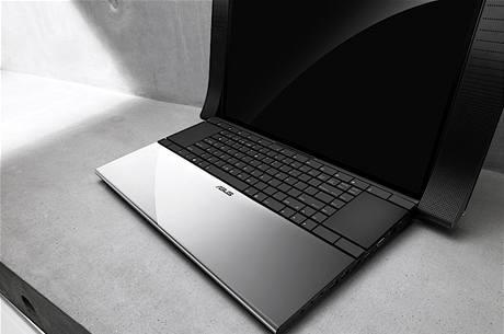 Notebook Asus NX90Jq nabízí USB 3.0 a design Bang & Olufsen