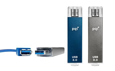 Flash disk PQI s rozhraním SuperSpeed USB 3.0
