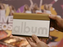 CES 2010 - Album 2, český výrobek, který získal ocenění CES Innovations