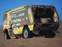Tatra týmu Loprais, Dakar 2010