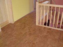 Plovoucí korková podlaha