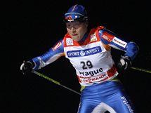 Ruska Korostělevová při Tour de Ski v Praze