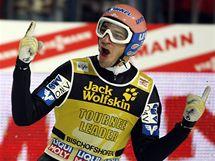 Andreas Kofler vyhrává Turné čtyř můstků