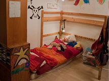 Dospělá dcera vpokoji neměla ani postel, spala jen na matraci