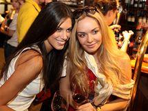 Aneta Vignerová a Taťána Kuchařová