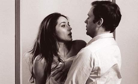 Snímek z filmu Moje noc s Maud