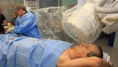 Operace srdce v brněnské Fakultní nemocnici