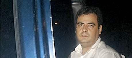 Zatčený drogový boss Carlos Beltrán Leyva. (3. ledna 2010)