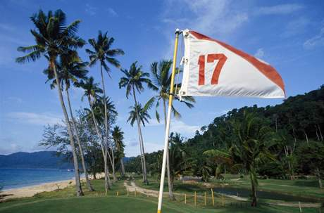 Tioman Golf Resort - Malajsie.