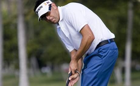 Robert Allenby - Sony Open 2010, druhé kolo.