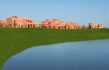 Samanah Golf Country Club - Marrákeš, Maroko.