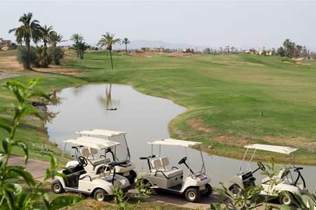 Amelkis Golf Club - Marrákeš, Maroko.