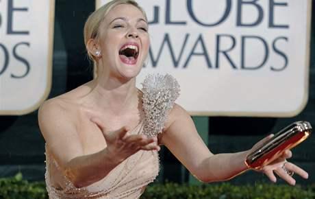 Zlaté glóby 2010 - Drew Barrymore