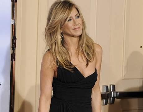 Zlaté glóby 2010 - Jennifer Anistonová