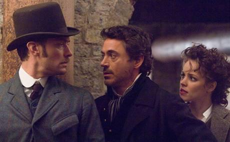 z filmu Sherlock Holmes
