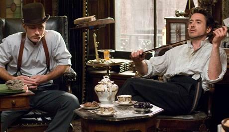 z film Sherlock Holmes