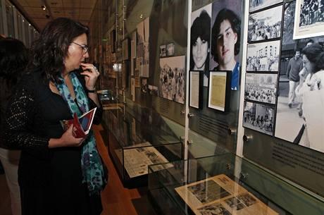 Slavnostní otevření muzea připomínajícího Pinochetovu dikaturu (12. 1. 2010)