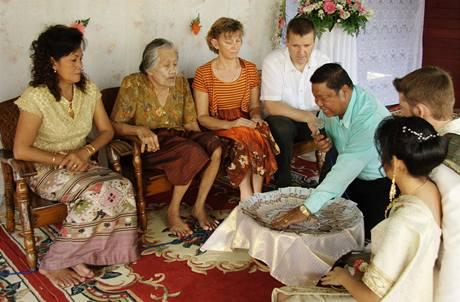 Thajská svatba