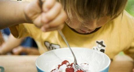Jogurt, snídan�, mlé�né výrobky