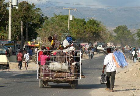 Haiti. Gonaives