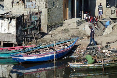 Haiti. Cap Haitien