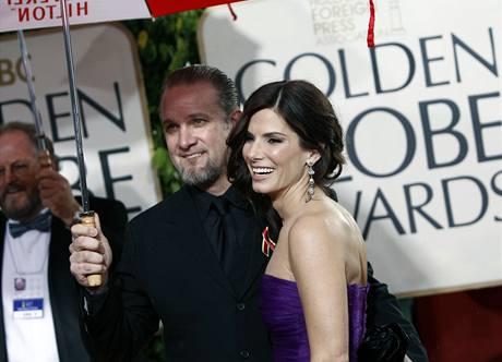 Zlaté glóby 2010 - Sandra Bullocková
