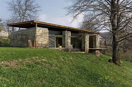 Rodinný dům Kojetín u Nového Jičína, Kamil Mrva architects